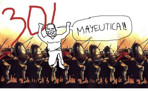Socrates y los 300