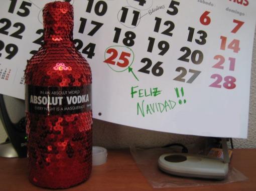 Mi botella bonita y brillante (BBB)